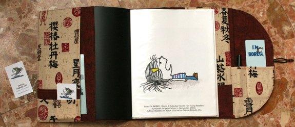 Debbie Ohi's Handmade Portfolio by Beckett Gladney
