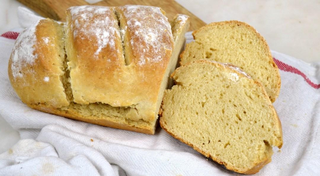 Pan con levadura Royal ¡Fácilisimo!
