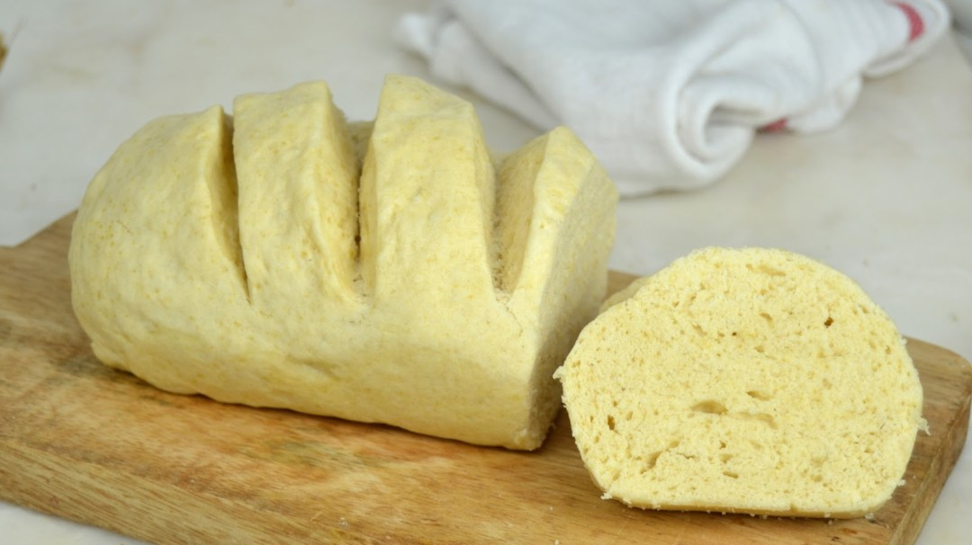 Pan sin horno ¡Al microondas!