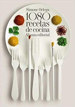 Libros de cocina para regalar 1080 recetas de cocina