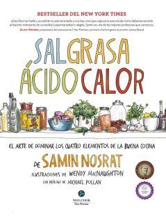 sal grasa acido calor Libros de cocina para regalar