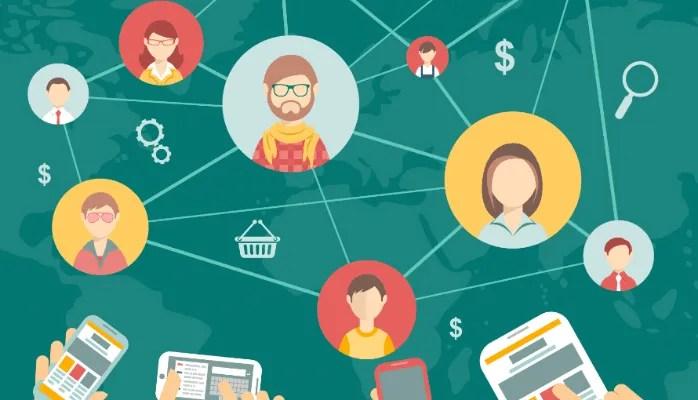 Cuatro elementos cruciales construir una valiosa comunidad en línea.
