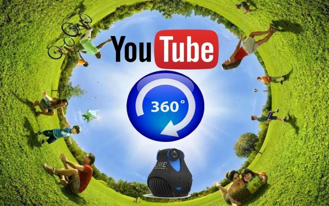 Lo que debes saber sobre el video 360
