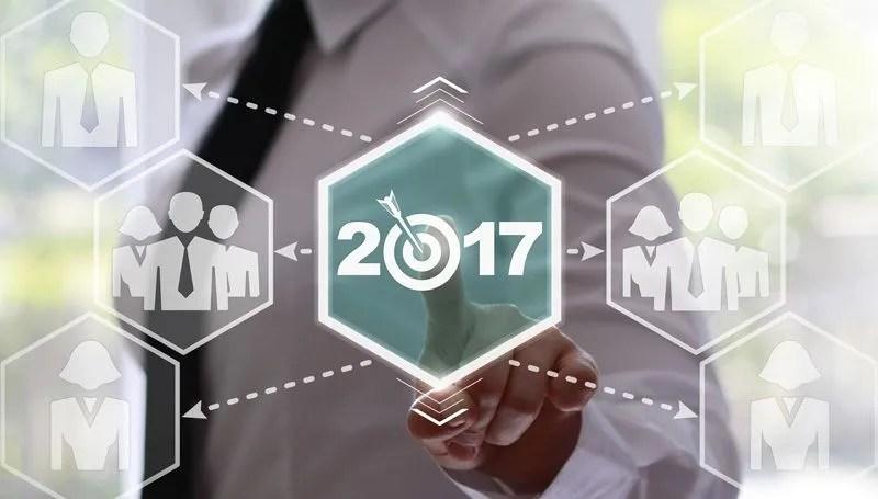 Últimas tendencias de marketing digital en 2017.