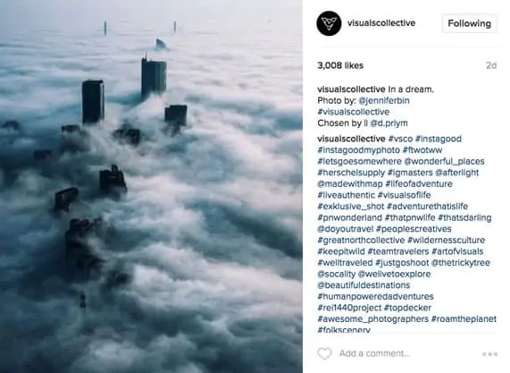 estrategia de marketing en instagram-hashtags