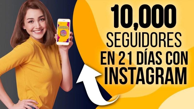 como ganar seguidores en instagram