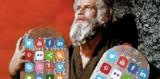 los 10 mandamientos de las redes sociales