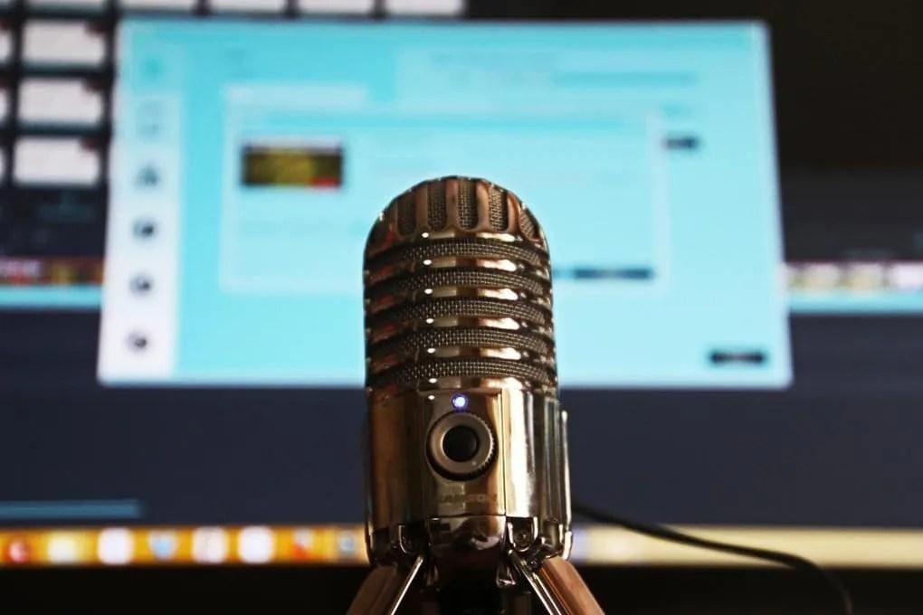 ayuda profesional de producción de podcast