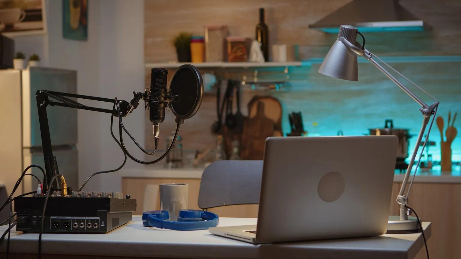 Ventajas de la edición y grabación de la producción de podcast