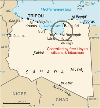 Libya Coast