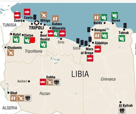 Libya 3/21/11