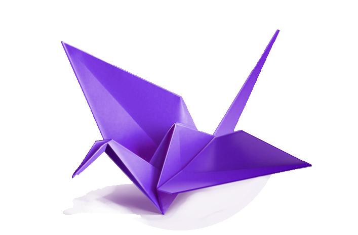 Resultat d'imatges de grulla origami