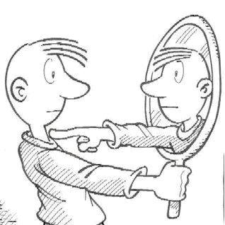 Resultado de imagen de imagen espejo