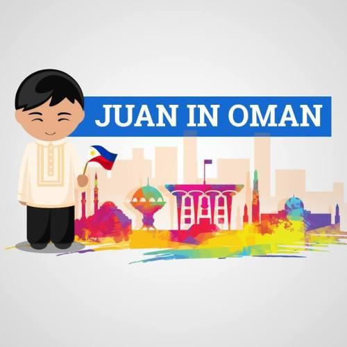 Overseas Filipino Worker in Oman.