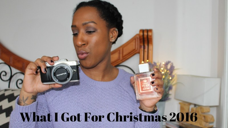 What I Got For Christmas 2016 | Video