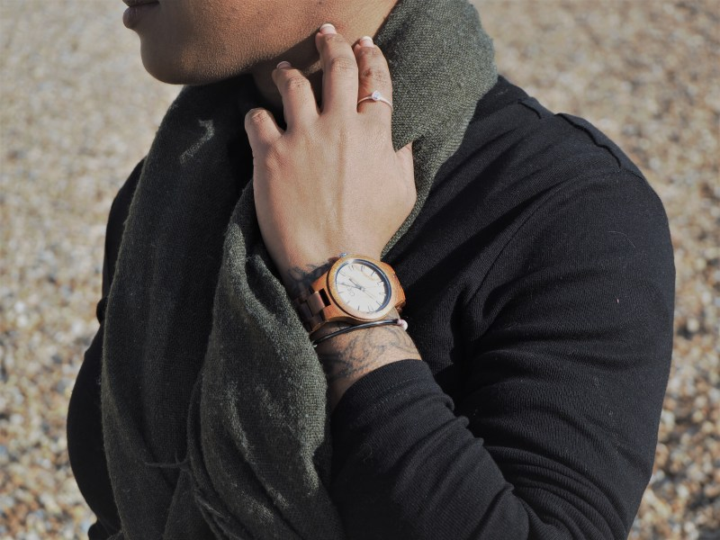 A Jord Watch For a Casual Occasion