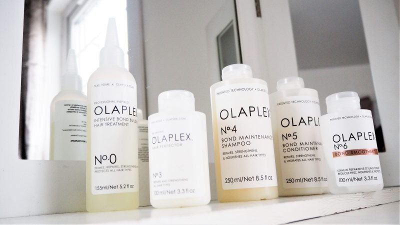 Olaplex And Why Using It Has Done The Better For My Hair, Afro or Not