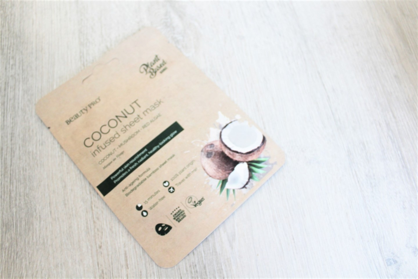 face beauty mask And 4 Other Vegan Products To Love