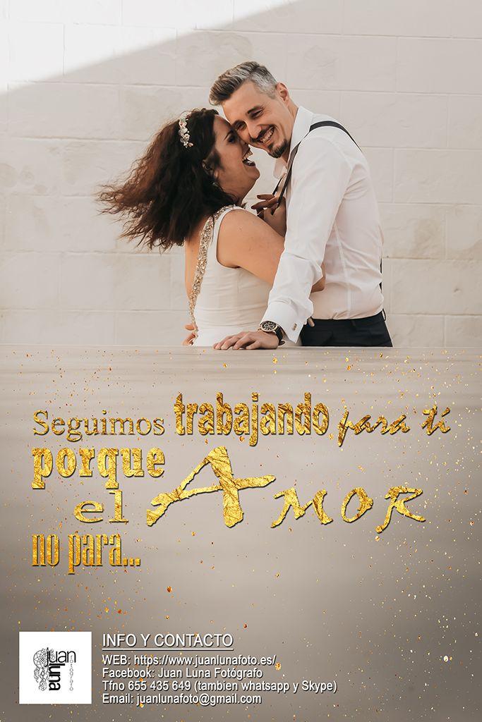 Tu fotógrafo de bodas en Cádiz. No canceles tu boda, aplazalá.