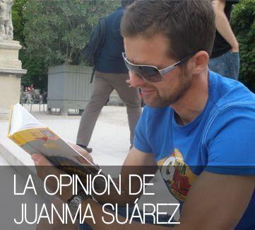 La opinan de Juanma Suarez
