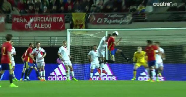 El gol de Mikel Merino.