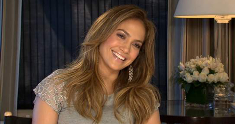 Jennifer Lopez 10 Latinos in Entertainment
