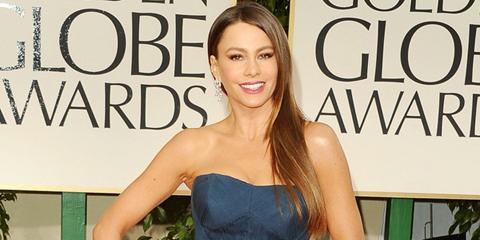 Sofia Vergara 10 Latinos in Entertainment
