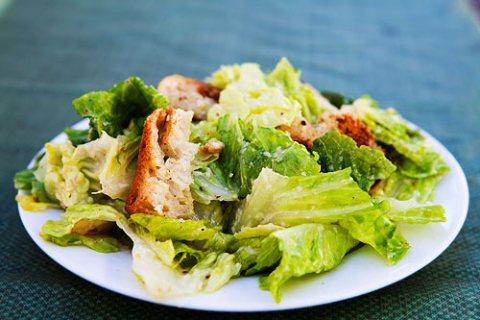 caesar salad made in mexico