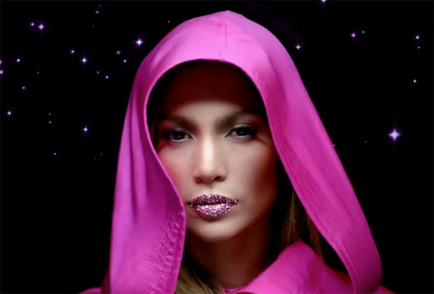 Hot New Music Video for Jennifer Lopez on 'Goin In' - Fueled
