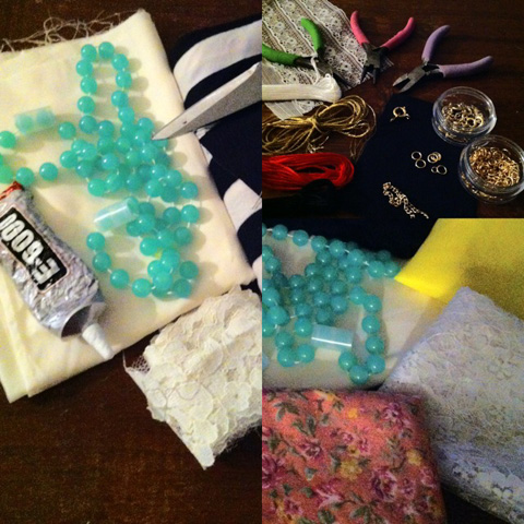 How to make your own personalized necklace la_anjel juanofwords