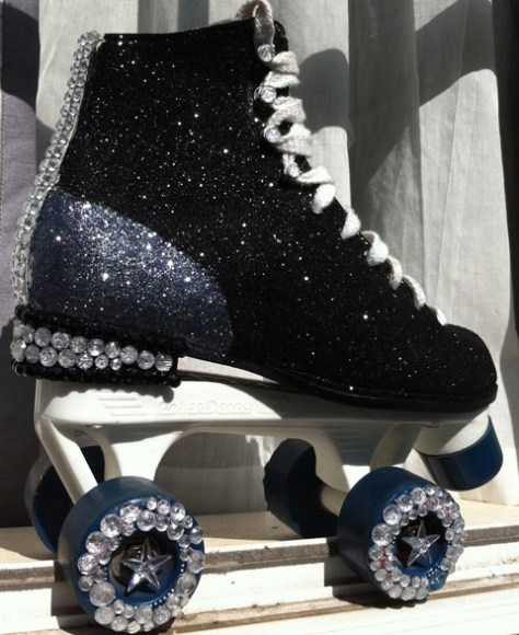how to bling out your roller skates mexi style juanofwords la_anjel anjelica