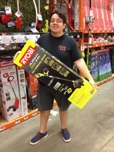 home depot garden club juanofwords