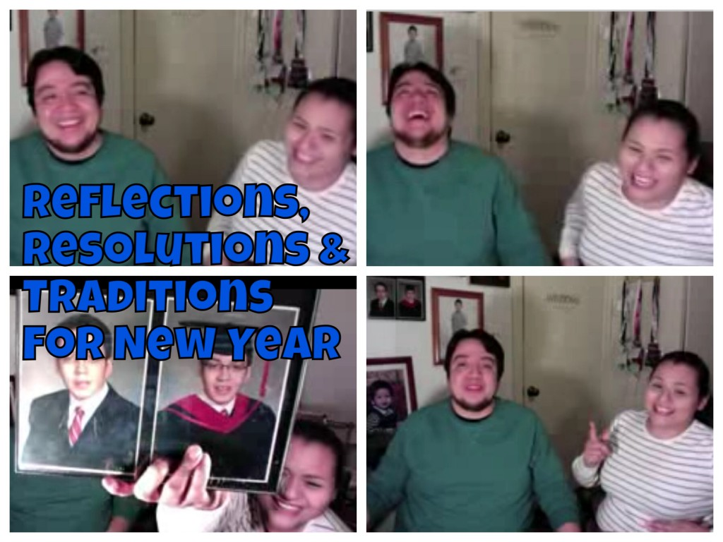 Reflections, Resolutions & Traditions for the New Year