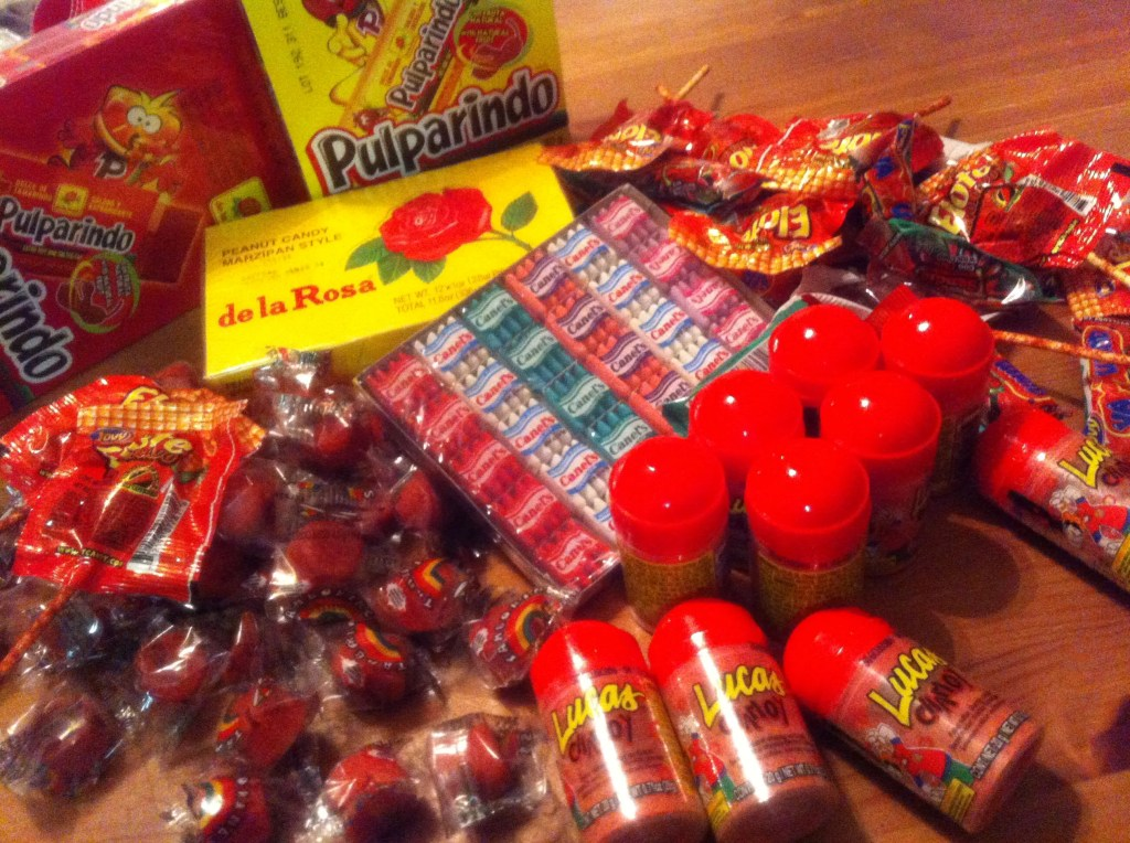 12 Days of Christmas: Day One - Mexican Candy