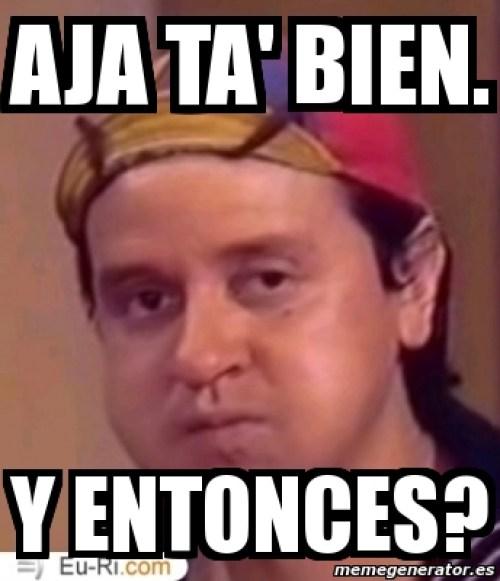 Mexi-Vocabulario: ¡Ay aja!