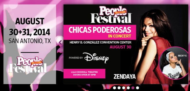 Festival People En Español, San Antonio