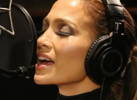 JLo releases new single 'Feel The Light' for HOME