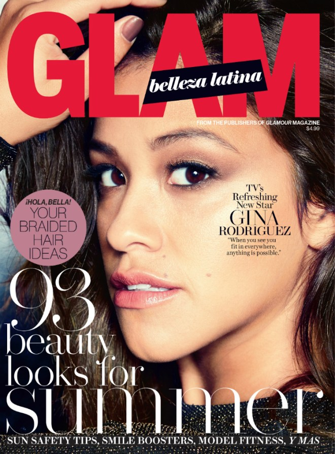 Gina Rodriguez on Diversity in Hollywood - Glam Belleza Latina