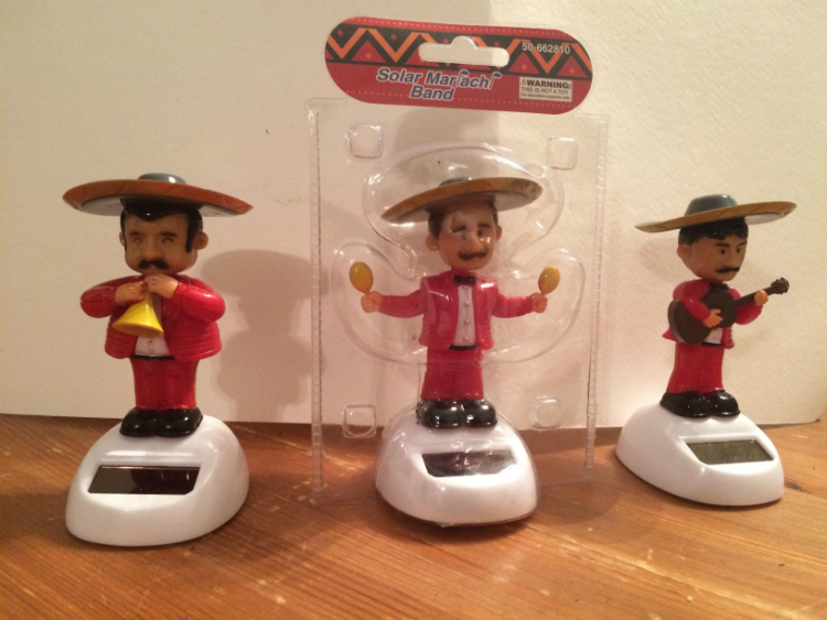Solar Mariachi Band Men