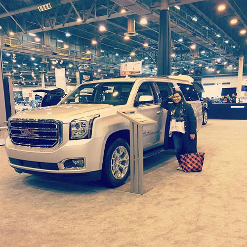 Cars, Trucks & Automobiles at the Houston Auto Show