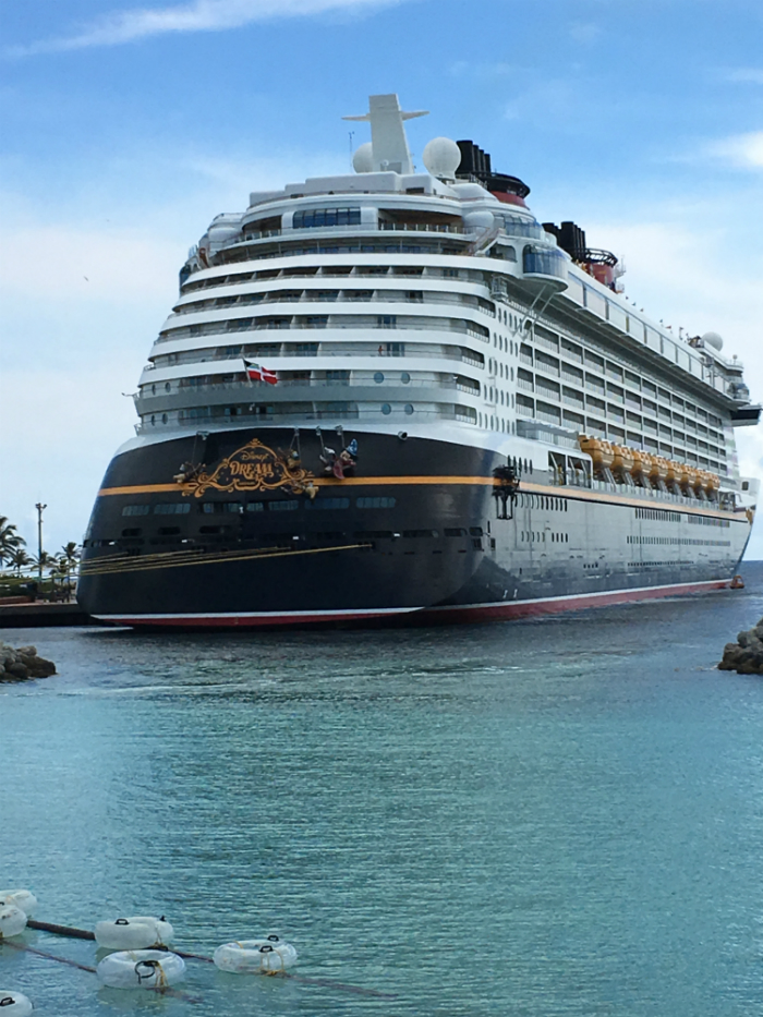 Our Disney Dream Adventures – Part 1 I #DisneyCruise #DisneyDream