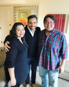 Interview with Eugenio Derbez: How to be a Latin Lover