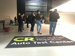 Riding the race track with Consumer Reports