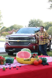 Taking the brand new Chevy Silverado High Country for a test drive