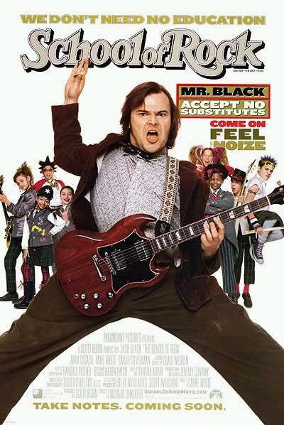 School of Rock (The School of Rock) (2003)