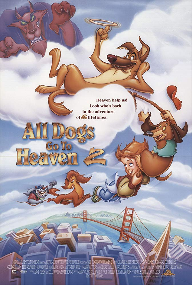 All Dogs Go to Heaven II (All Dogs Go to Heaven 2) (1996)