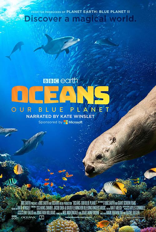 Oceans- Our Blue Planet (2018)