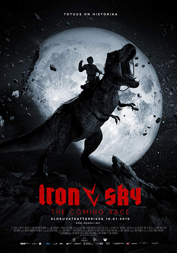 Iron Sky- The Coming Race (2019)