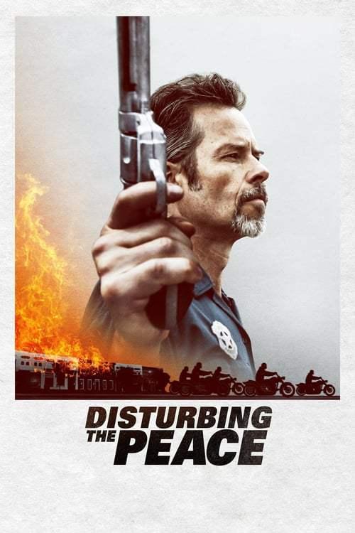Disturbing the Peace (2020) HD