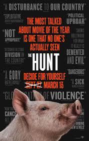 The Hunt (2020) HD